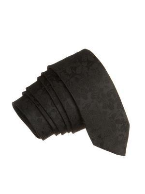 Галстук MONDIGO. Цвет: черный
