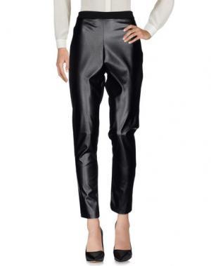 Повседневные брюки SWEET LOLA. Цвет: черный