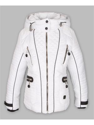 Куртка Arista. Цвет: белый