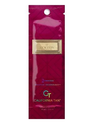 Крем для загара в солярии Tekton Bronzer Step 2 (15 мл) California Tan. Цвет: бежевый