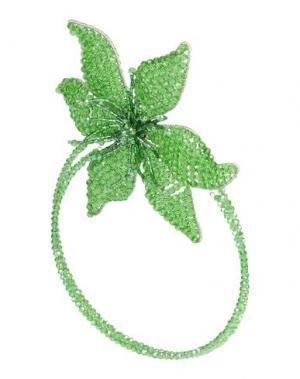 Ожерелье WEILL. Цвет: зеленый