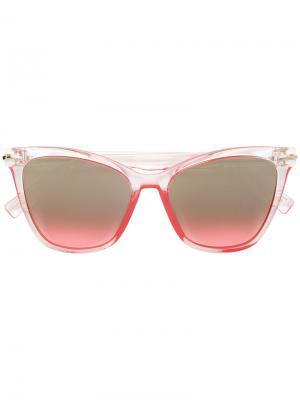 Солнцезащитные очки 223/S Marc Jacobs Eyewear. Цвет: жёлтый и оранжевый