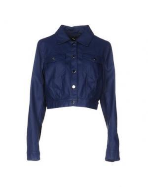 Куртка KORALLINE. Цвет: темно-синий