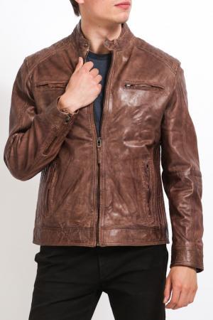 Jacket HElium. Цвет: brown