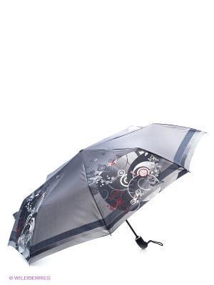 Зонт Zest. Цвет: темно-серый