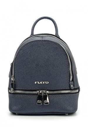 Рюкзак Fiato. Цвет: синий