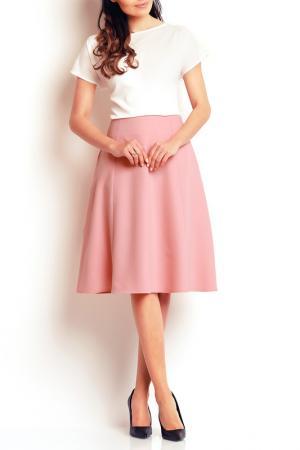 Юбка Awama. Цвет: розовый