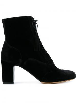 Ботинки по щиколотку Afton Tabitha Simmons. Цвет: чёрный