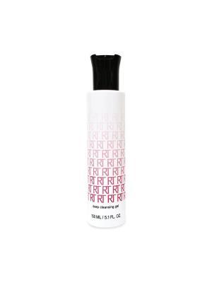 Real Techniques Средство для очистки кистей Make-Up Brush Cleansing Gel. Цвет: белый, розовый