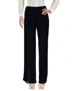 Повседневные брюки MARIELLA ARDUINI. Цвет: черный