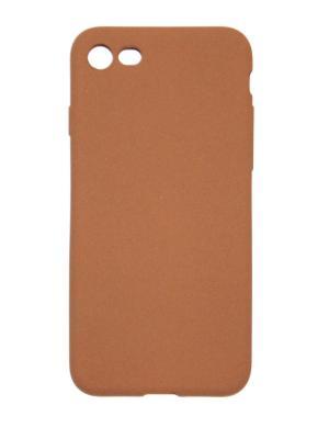 Чехол для телефона iPhone 7 Lola. Цвет: коричневый
