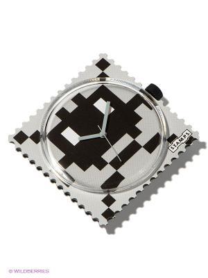 Часы S.T.A.M.P.S.. Цвет: светло-серый, черный