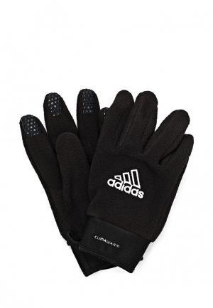Перчатки adidas Performance. Цвет: черный