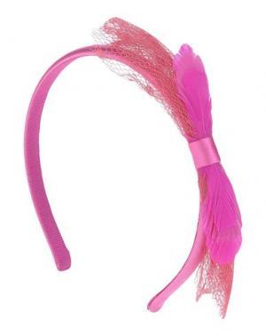 Аксессуар для волос RED(V). Цвет: фуксия