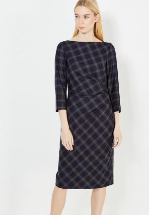 Платье Weekend Max Mara. Цвет: синий