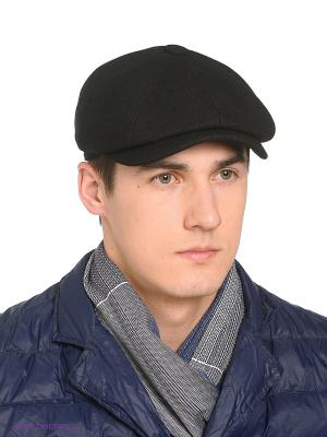 Кепка PILOT HEADWEAR COLLECTION. Цвет: черный