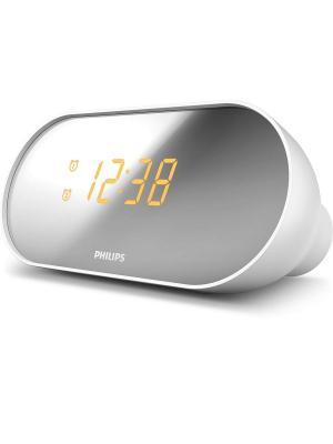 Радио-часы AJ2000/12 Philips. Цвет: белый
