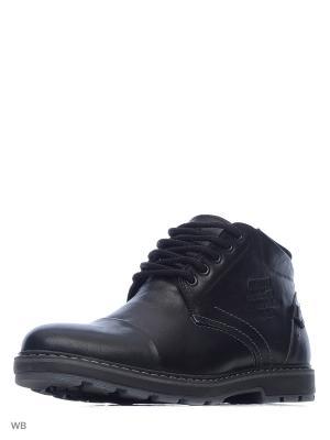 Ботинки BROADWAY.. Цвет: черный
