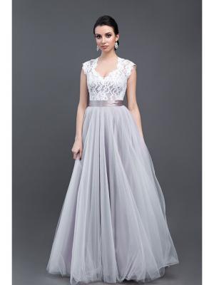 Свадебное платье Tavifa wedding fashion. Цвет: сиреневый