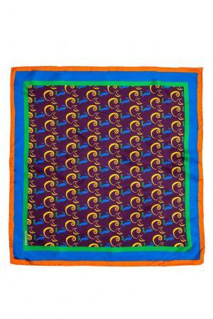Шелковый платок 156830 Tatiana Kulagina. Цвет: разноцветный