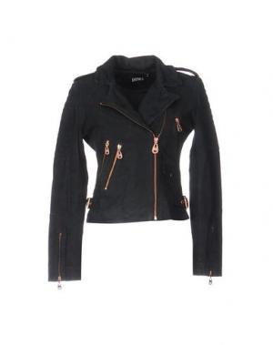 Куртка DOMA. Цвет: темно-синий