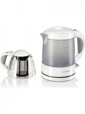 Чайный набор Bosch TTA2201 2л. 1785Вт белый (пластик). Цвет: белый