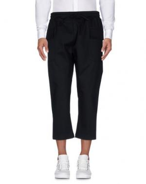 Повседневные брюки CHOICE NICOLA PELINGA. Цвет: черный