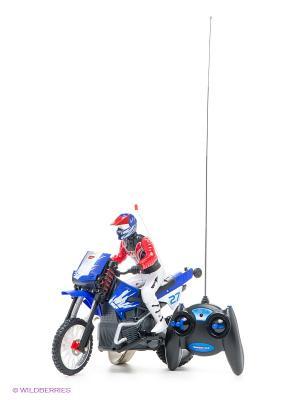 Мотоцикл 1Toy. Цвет: черный, синий, рыжий, белый