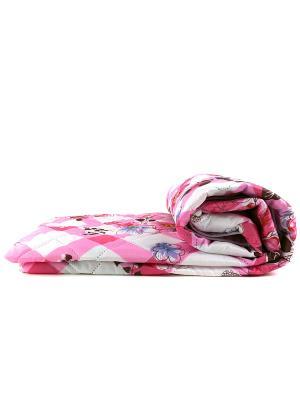 Одеяло Термостеп DAILY by TOGAS. Цвет: розовый, белый