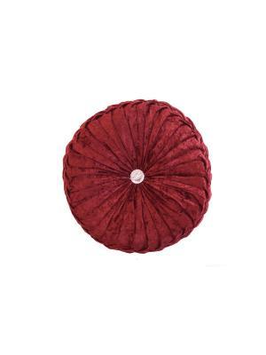 Декоративная подушка La Pastel. Цвет: красный