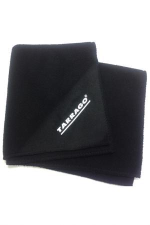 Салфетка для полировки обуви TARRAGO. Цвет: черный