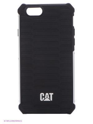 Противоударная защита для iPhone 6 Caterpillar. Цвет: черный