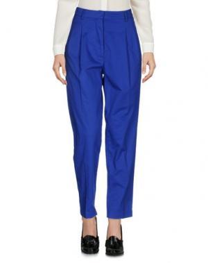 Повседневные брюки ATELIER ARCHIVIO. Цвет: синий