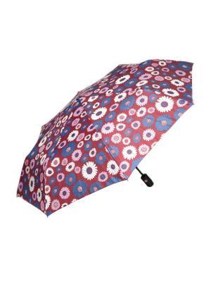 Зонт Mitya Veselkov. Цвет: красный