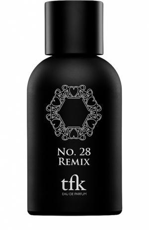 Парфюмерная вода 28 Remix TFK The Fragrance Kitchen. Цвет: бесцветный