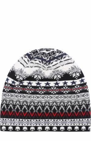 Шерстяная шапка бини Gemma. H. Цвет: разноцветный