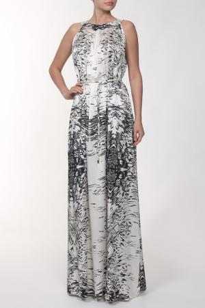 Платье длинное Burani. Цвет: бежевый