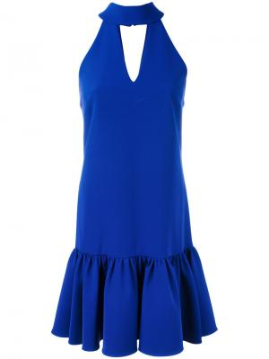 Платье Katelyn Milly. Цвет: синий