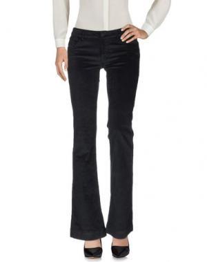 Повседневные брюки CELLAR DOOR. Цвет: черный