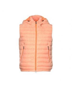 Пуховик ADD. Цвет: лососево-розовый