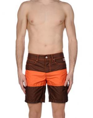 Шорты для плавания ROŸ ROGER'S. Цвет: оранжевый