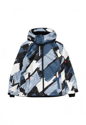 Куртка горнолыжная Reima. Цвет: синий