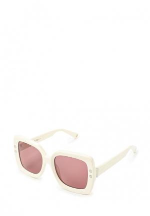Очки солнцезащитные Max&Co. Цвет: бежевый