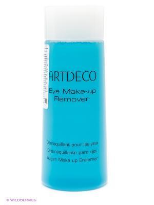 Средство для снятия макияжа с глазEye Make Up Remover, 125мл ARTDECO. Цвет: прозрачный