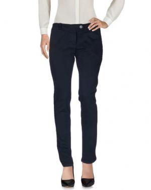 Повседневные брюки INGRAM. Цвет: темно-синий