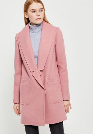 Полупальто Grand Style. Цвет: розовый
