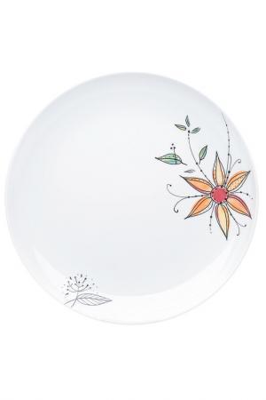 Тарелка обеденная, 27 см KAHLA. Цвет: мультицвет