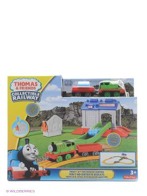 Игровой набор Томас и друзья THOMAS & FRIENDS. Цвет: голубой, красный