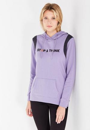 Худи Sela. Цвет: фиолетовый