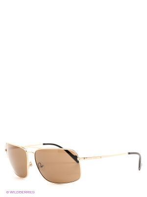 Солнцезащитные очки IS 11-16901 Enni Marco. Цвет: черный, золотистый